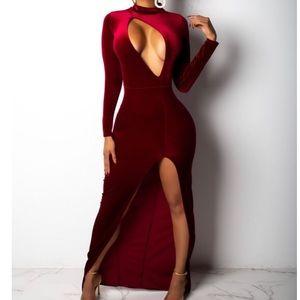 Dresses & Skirts - Slaying In Velvet